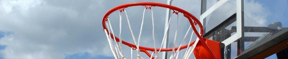 Redes para canastas de baloncesto