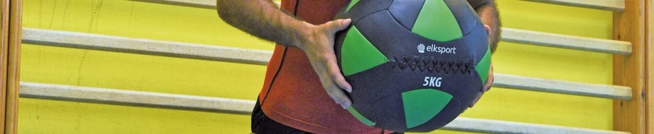 Balones medicinales para entrenamiento