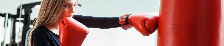 Material y equipamiento deportivo para boxeo