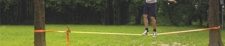Material y equipamiento deportivo para juegos de equilibrio