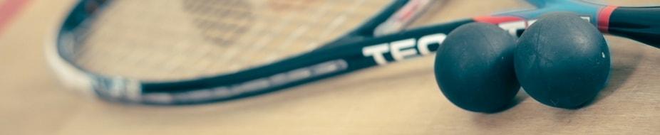 Pelotas de squash