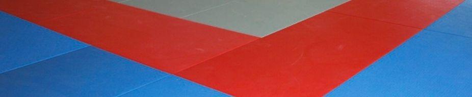 Tatamis para yudo, karate y otras artes marciales