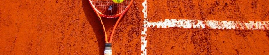 Redes y postes de tenis