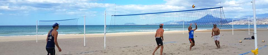 Vóley playa - Balones y equipamiento