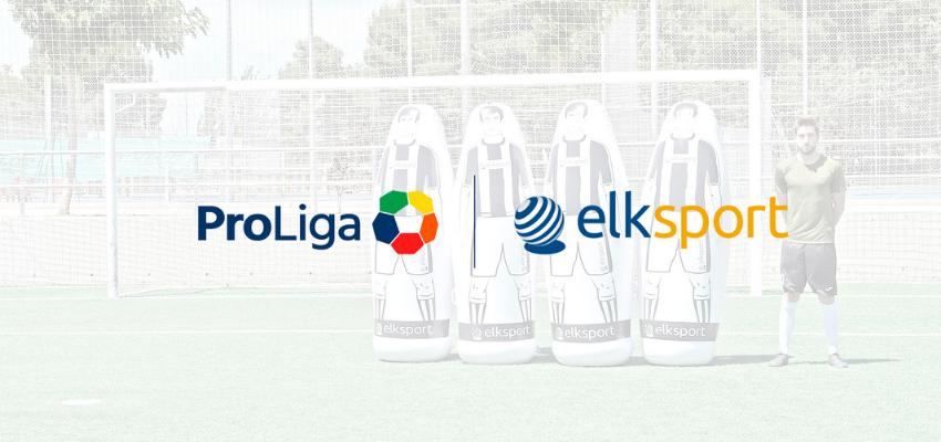 Acuerdo de colaboración entre Elk Sport y ProLiga