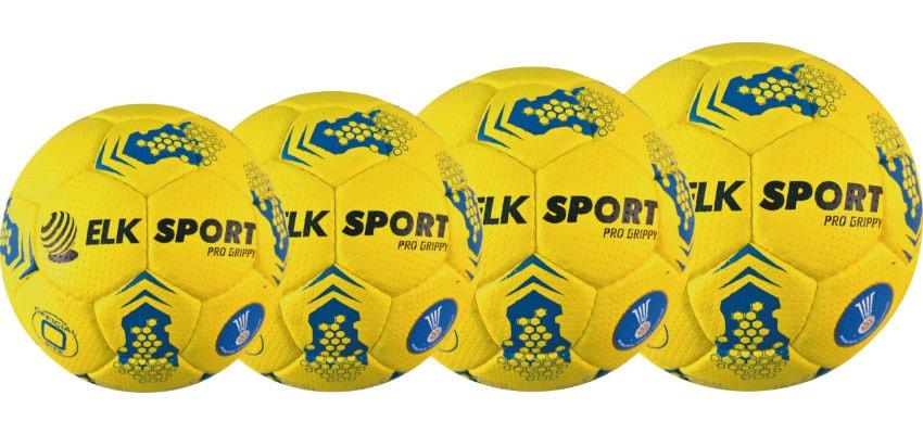 Características de los balones oficiales de balonmano