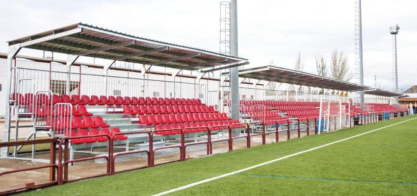 Tipos de gradas para instalaciones deportivas