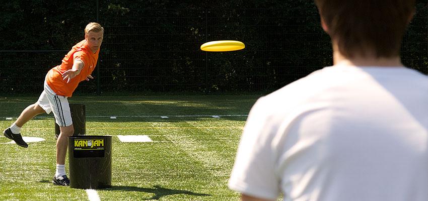 KanJam, un juego perfecto para educación física