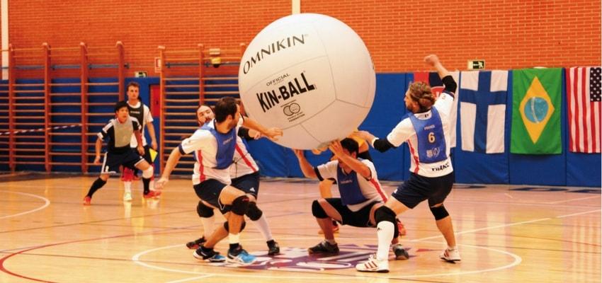 Reglamento Kin-Ball®