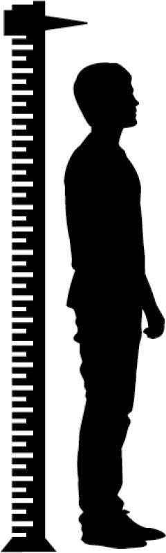 Usuarios altos y/o pesados BH