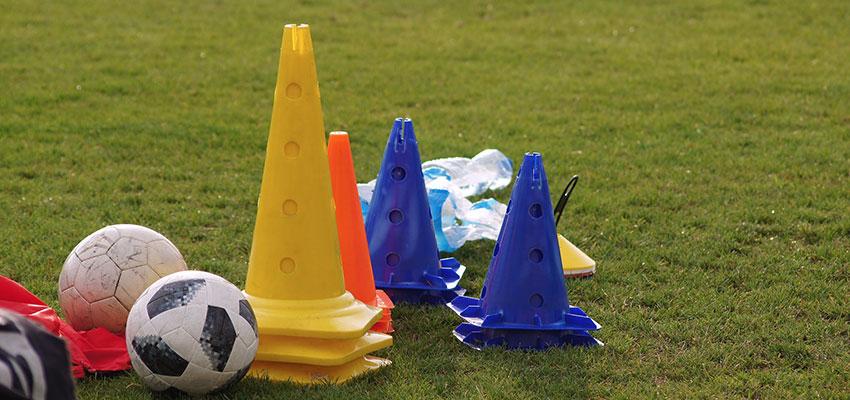 Materiales de pretemporada de fútbol - Elk Sport